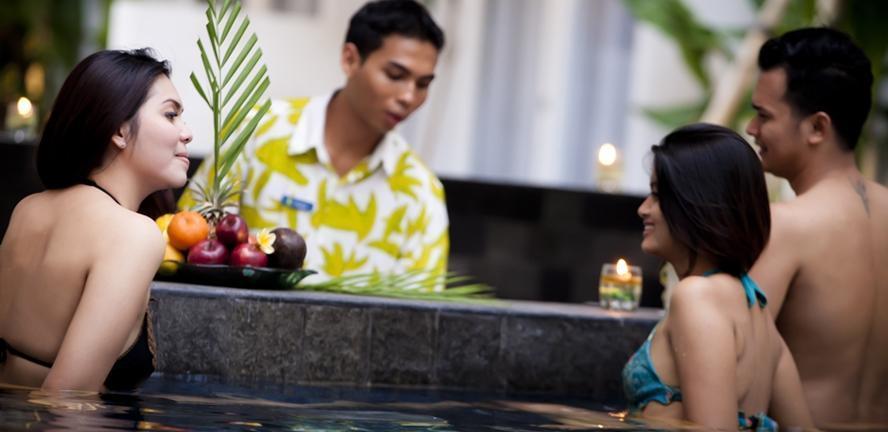 Eden Hotel Bali - Pool Bar