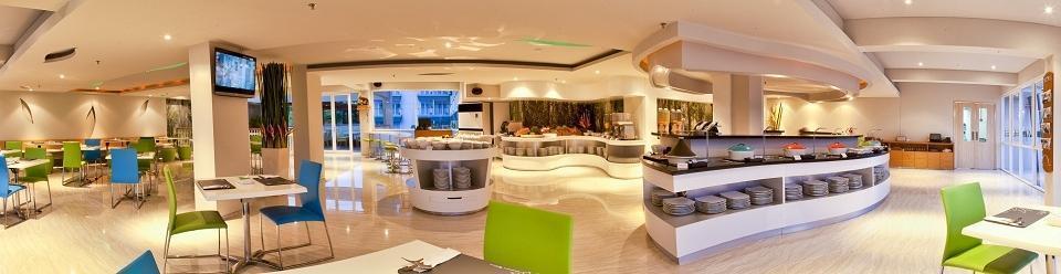 Eden Hotel Bali - Paradisus Restaurant