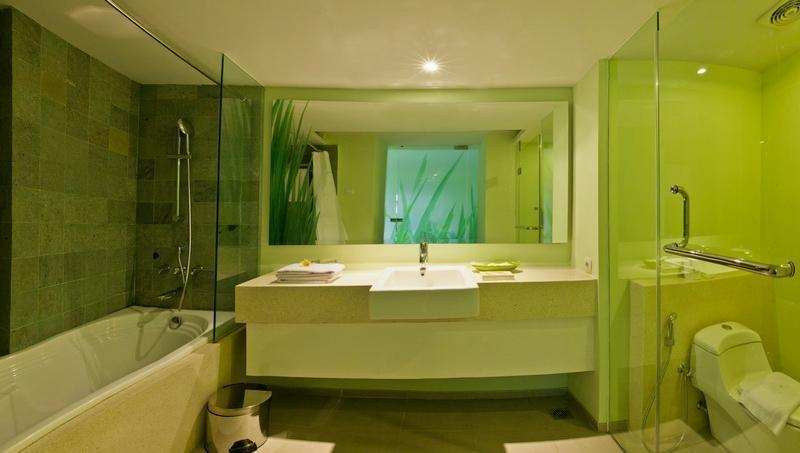 Eden Hotel Bali - Suite Bathroom