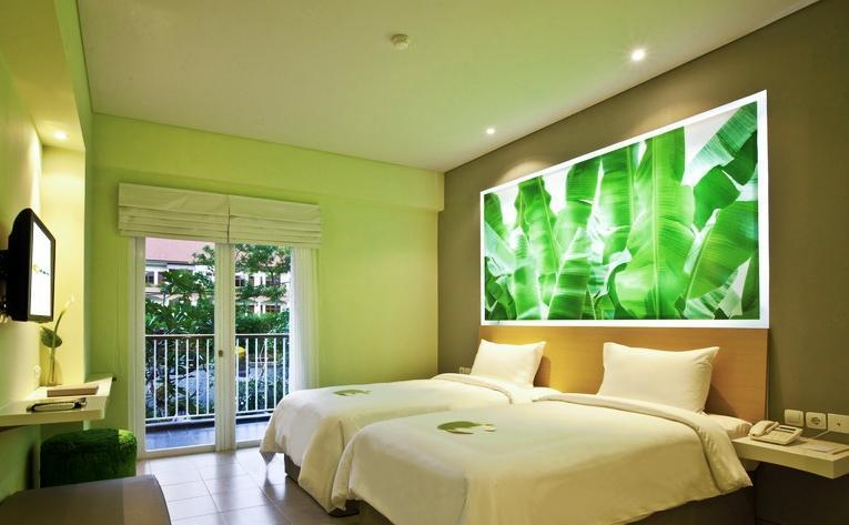 Eden Hotel Bali - Eden Room Include Breakfast Basic Deal