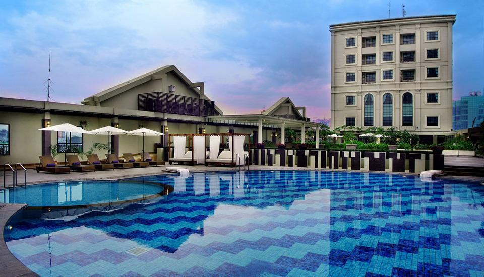 Grand Aston City Hall Medan - Booking Murah Mulai Rp1,578,000
