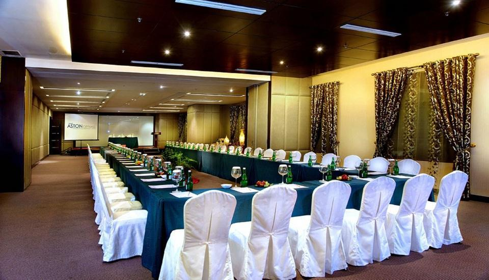 Grand Aston City Hall Hotel & Serviced Residences Medan - Meeting Room