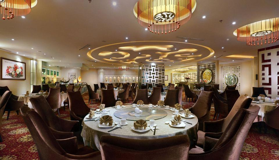 Grand Aston City Hall Hotel & Serviced Residences Medan - Ji Long Restaurant