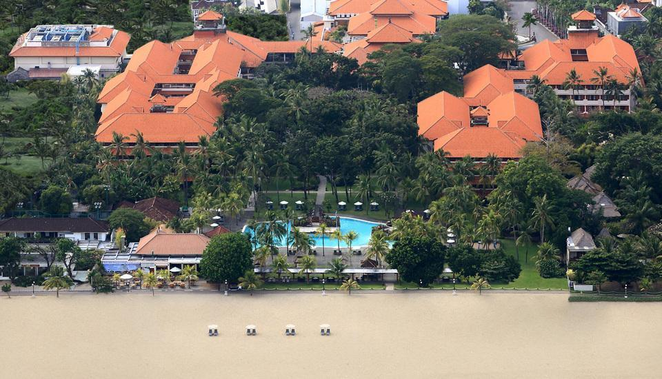 Ramada Bintang Bali Resort Bali - Aerial Shot Ramada Bintang Bali Resort