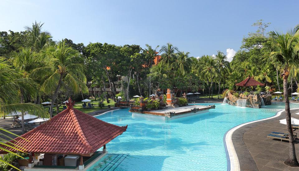 Bintang Bali Resort Bali - Kolam Renang
