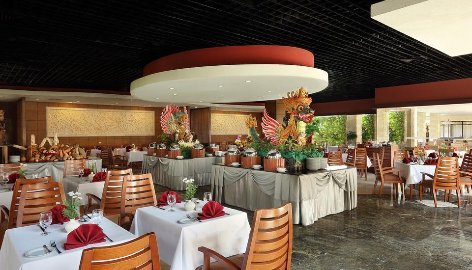 Bintang Bali Resort Bali - La Brasserie Restaurant