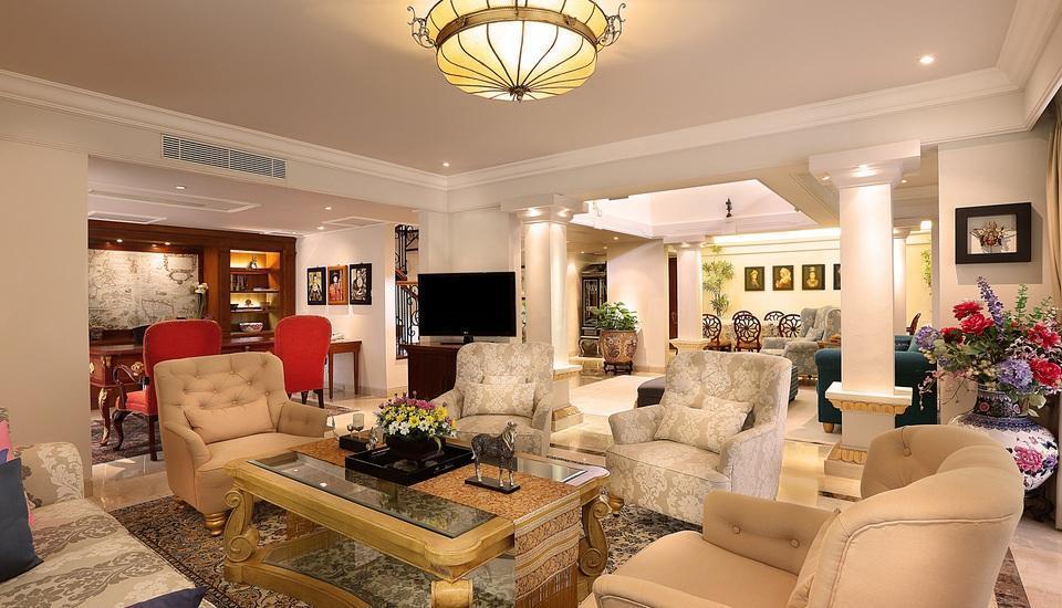 Bintang Bali Resort Bali - Bintang Bali Suite - Living Room