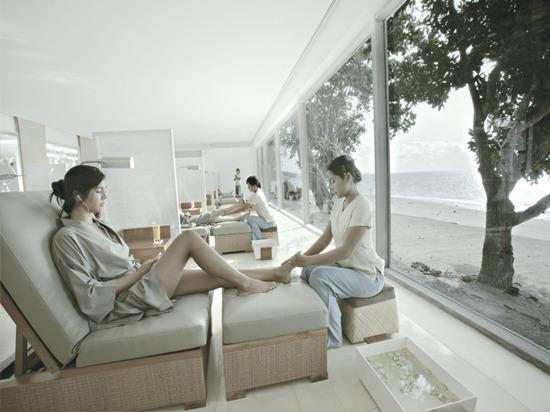 Ramada Bintang Bali Resort Bali - Beach Front Spa