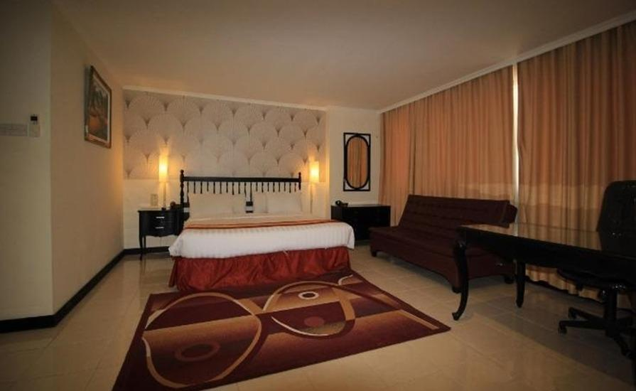 Hotel Grand Surabaya - Executive Deluxe Room Regular Plan