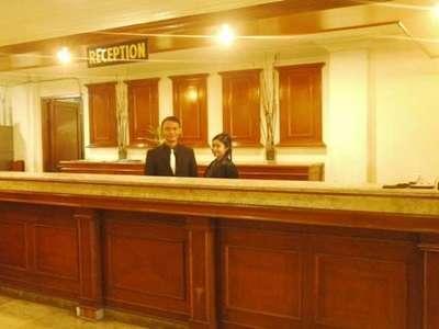 Mega Matra Hotel Jakarta - Lobi