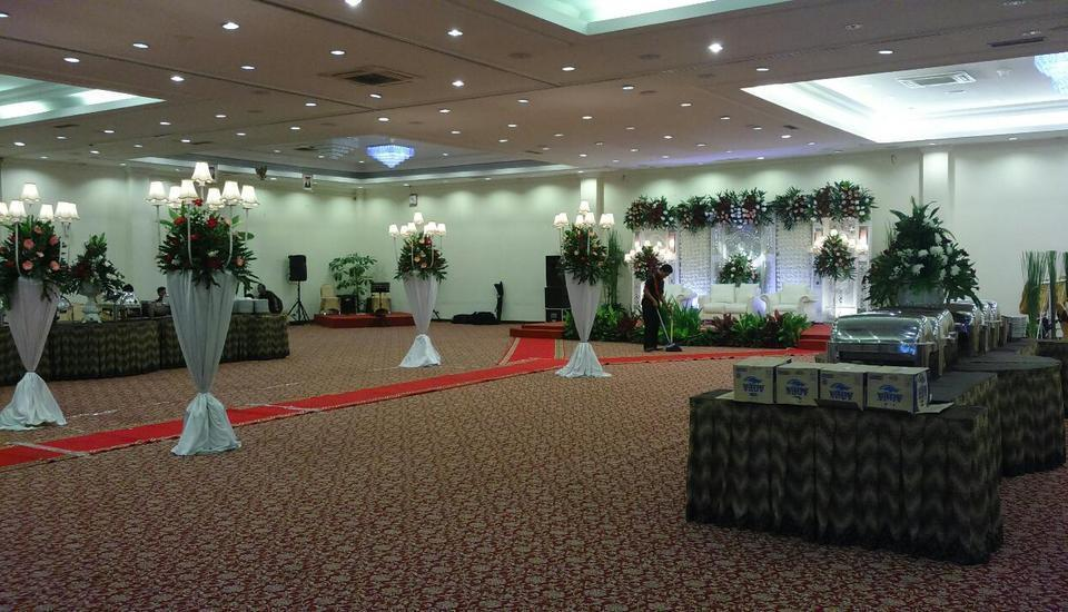 Mega Matra Hotel Jakarta - Ballroom