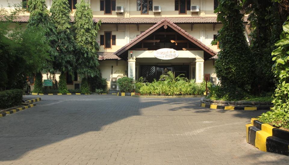 Mega Matra Hotel Jakarta - Pemandangan