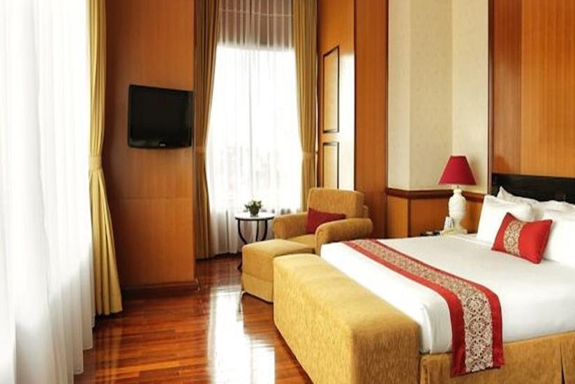 Gran Senyiur Hotel Balikpapan - Kamar Junior Suite