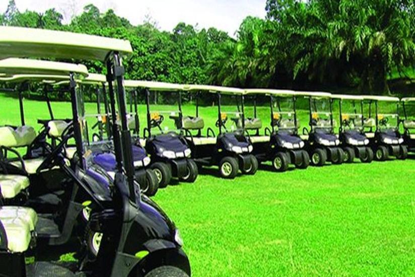 Gran Senyiur Hotel Balikpapan - Fasilitas Golf