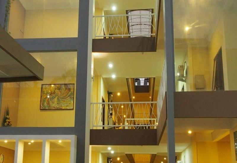 Omah Pawon Hotel Kediri - Eksterior