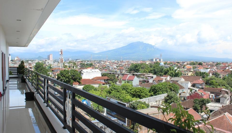 Ratu Homestay Malang Malang - View 3rd Floor