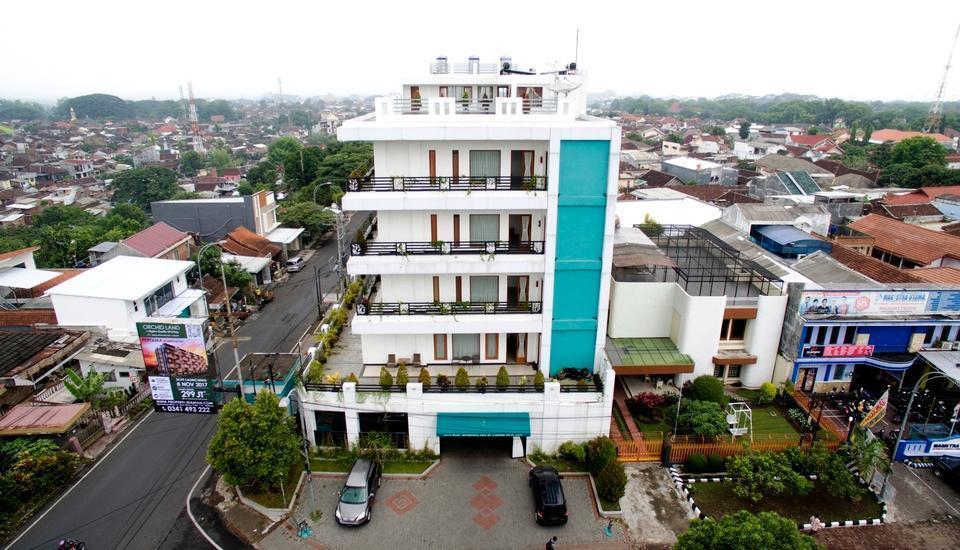 Ratu Homestay Malang Malang - Bangunan Homestay