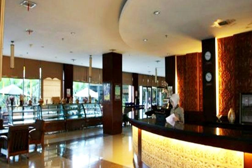 Hermes Palace Hotel Banda Aceh - Resepsionis