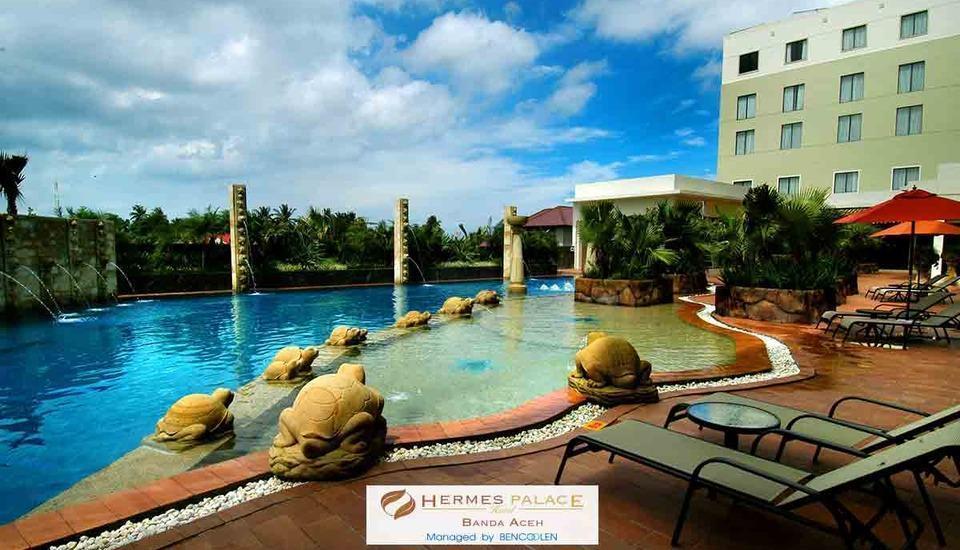 Hermes Palace Hotel Banda Aceh - Hotel