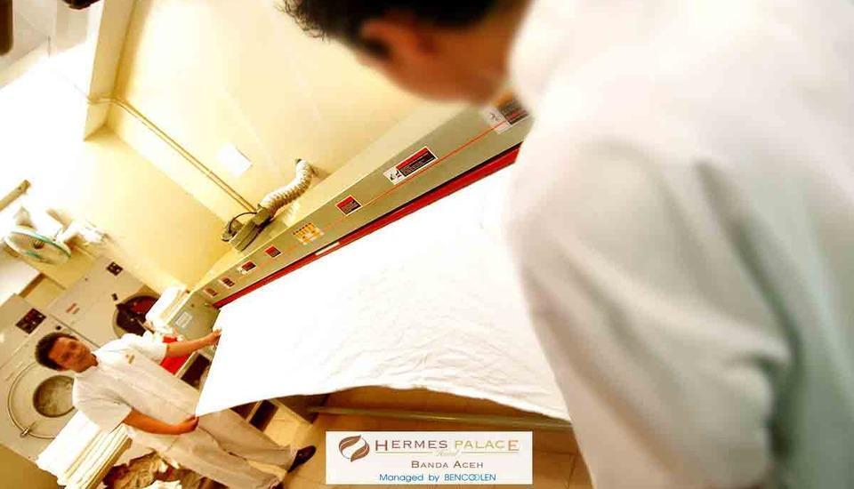Hermes Palace Hotel Banda Aceh - Laundry