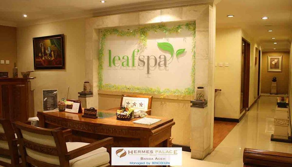Hermes Palace Hotel Banda Aceh - LeafSpa