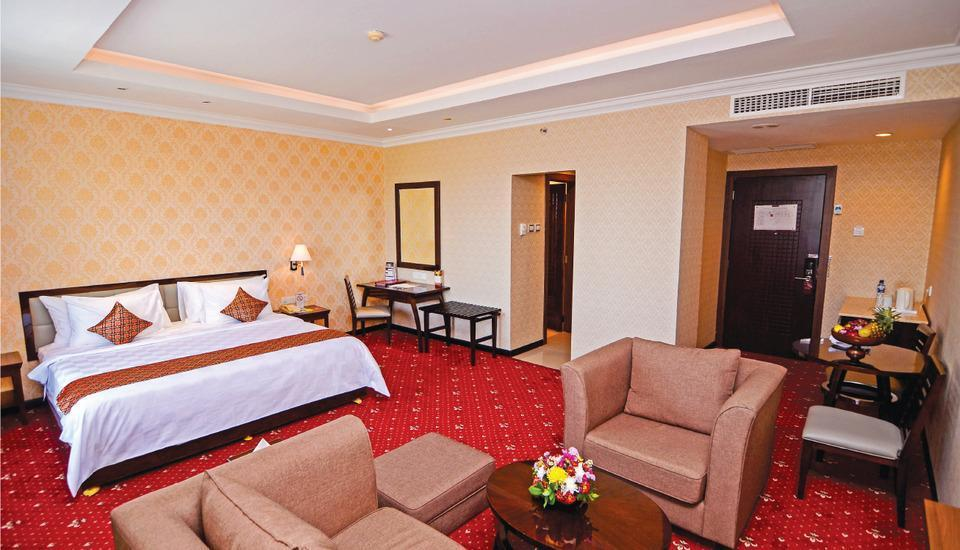 Hermes Palace Hotel Banda Aceh - Junior Suite Room