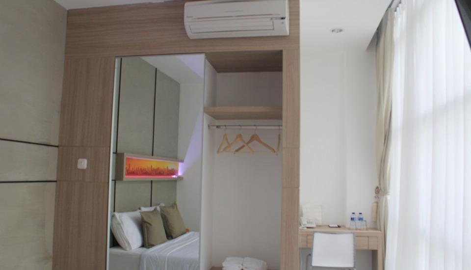 Casa Living Jakarta - Kamar tamu