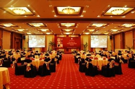 Patra Jasa Semarang Convention Hotel Semarang - Ruang pertemuan Rama Shinta