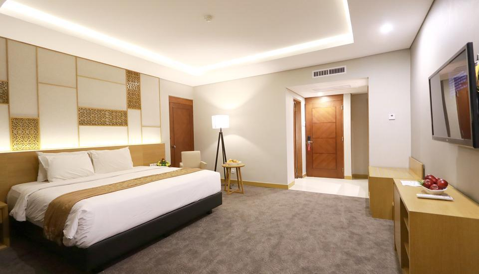 Patra Jasa Semarang Convention Hotel Semarang - Kamar Deluxe dengan Balkon