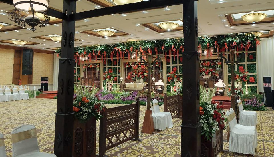 Patra Jasa Semarang Convention Hotel Semarang - Acara Pernikahan di Gedung Ramashinta