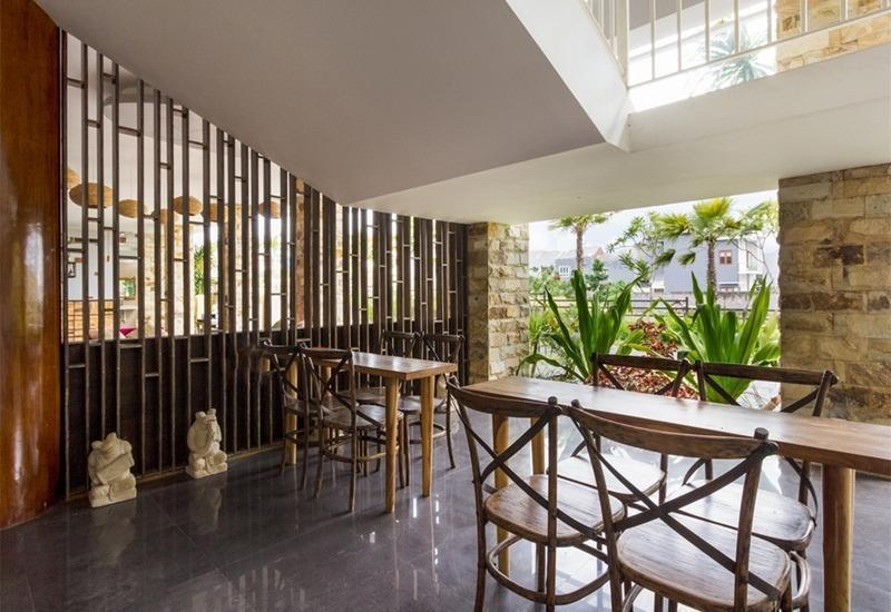 RedDoorz @Gunung Salak Street Bali - Restoran
