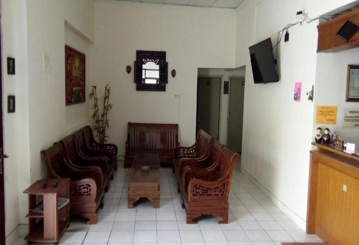 Hotel Dieng Permai Yogyakarta - Lobby
