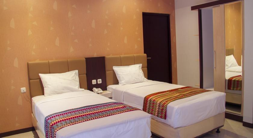 Kana Citra Guesthouse Surabaya - Twin Bed