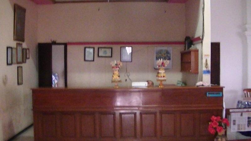 Graha Dewata Juwana Hotel Pati - Reseptionis