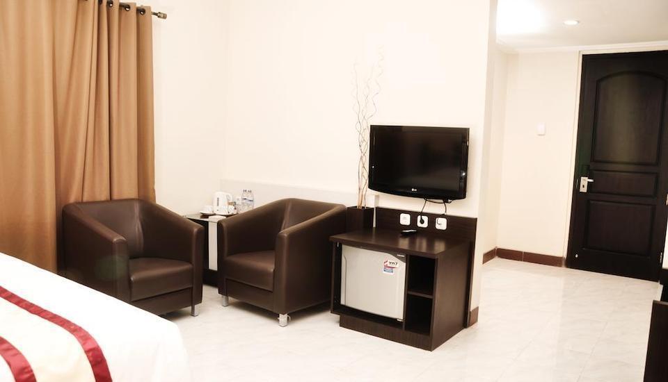 Istana Hotel Jember - Kamar
