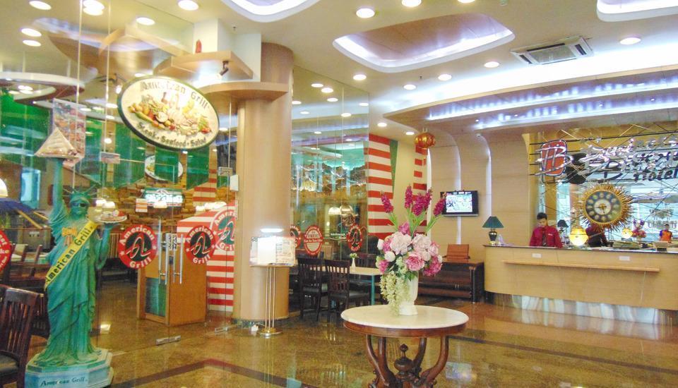 Business Hotel Jakarta - Lobi hotel