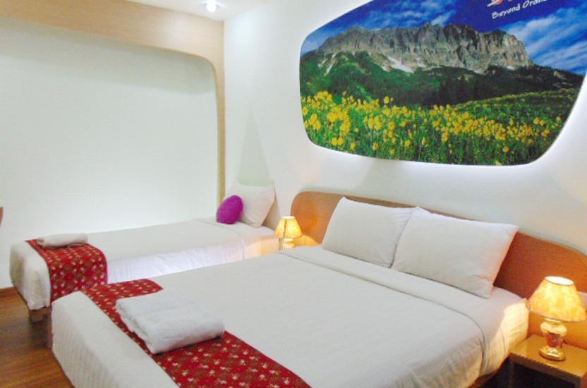 Business Hotel Jakarta - Family Room