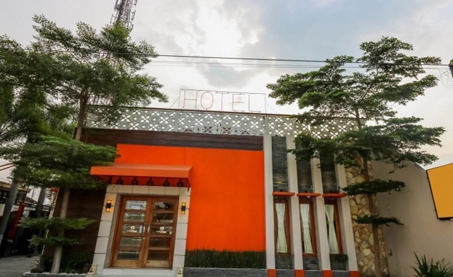 NIDA Rooms 8 Kraton Tugu Railway Station Jogja - Eksterior