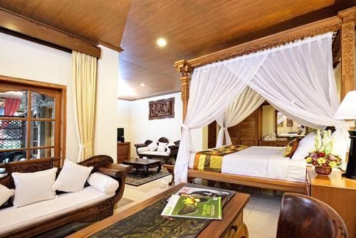 Wina Holiday Villa Kuta - Ruang Tamu