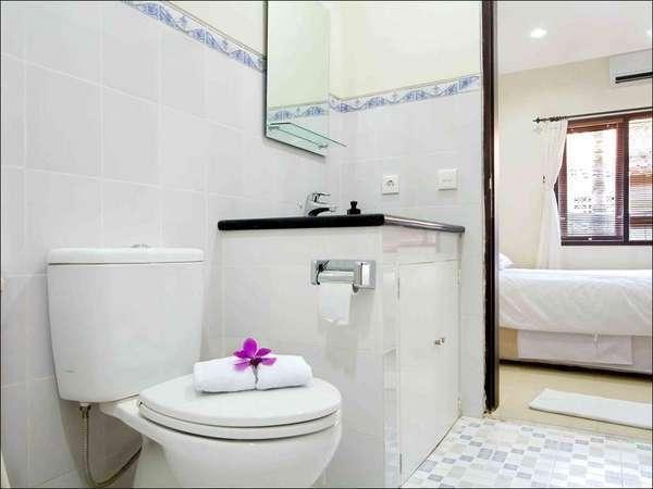 Bali Paradise Apartements Bali - Kamar mandi