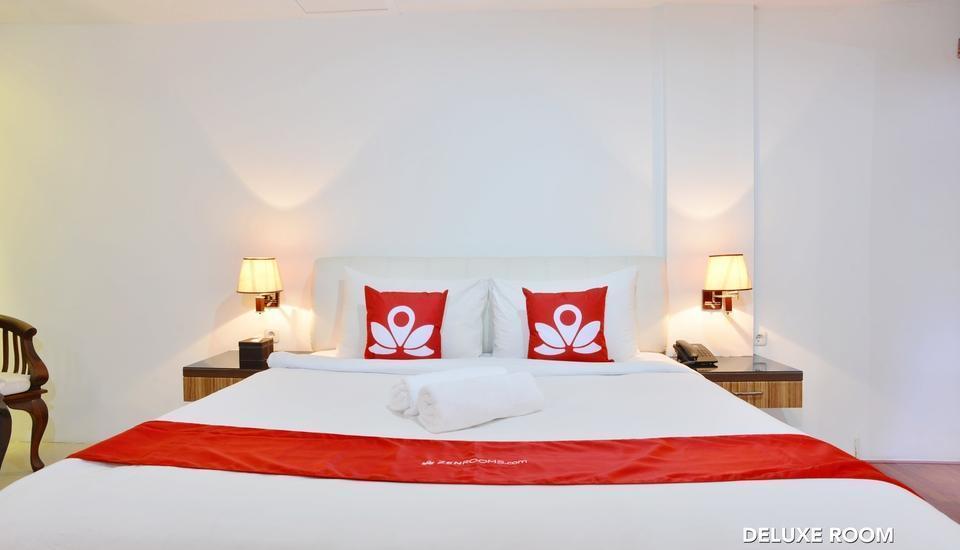 ZEN Rooms Kasira Bintaro Sektor 7 South Tangerang - Deluxe 3