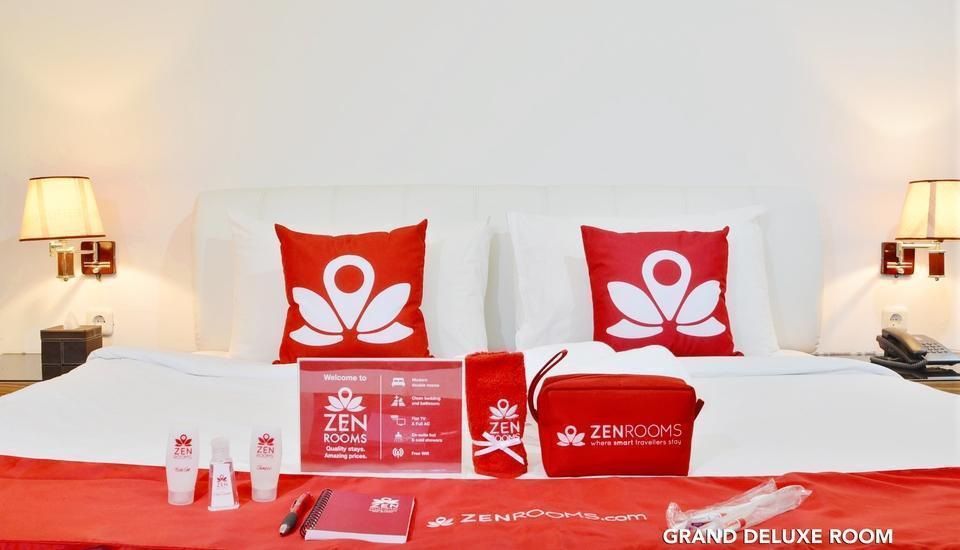 ZEN Rooms Kasira Bintaro Sektor 7 South Tangerang - Grand Deluxe 6