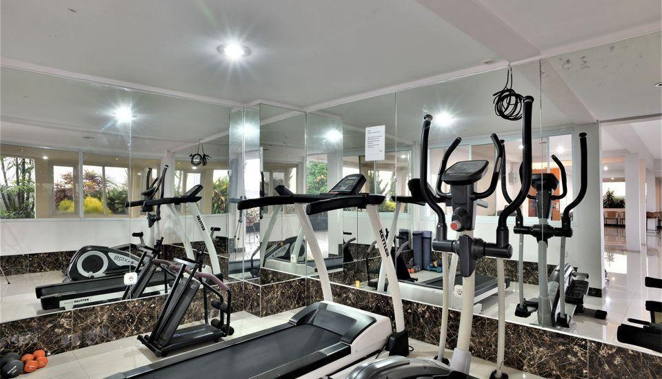 ZEN Rooms Kasira Bintaro Sektor 7 South Tangerang - Fitness