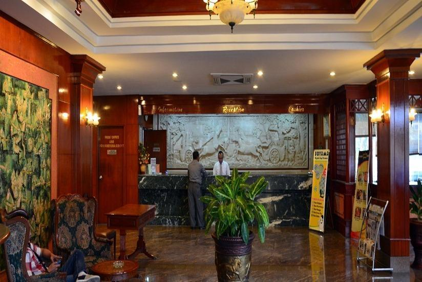 Hotel Seruni  Batam - Lobi