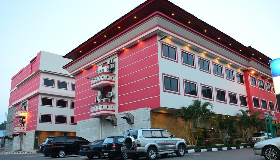 Hotel Seruni  Batam - Tampilan Depan