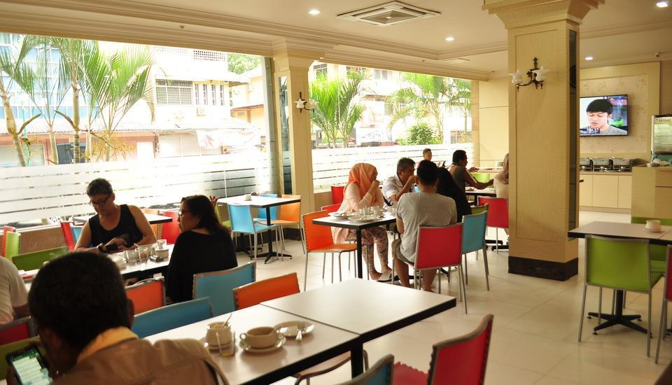 Hotel Seruni  Batam - restaurant