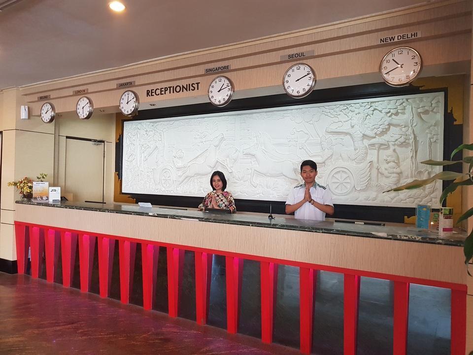 Hotel Seruni  Batam - Resepsionis