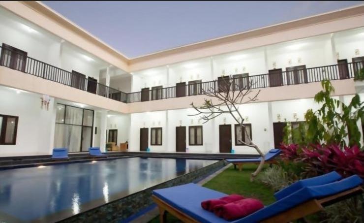 Seminyak Point Guest House Bali - Facade