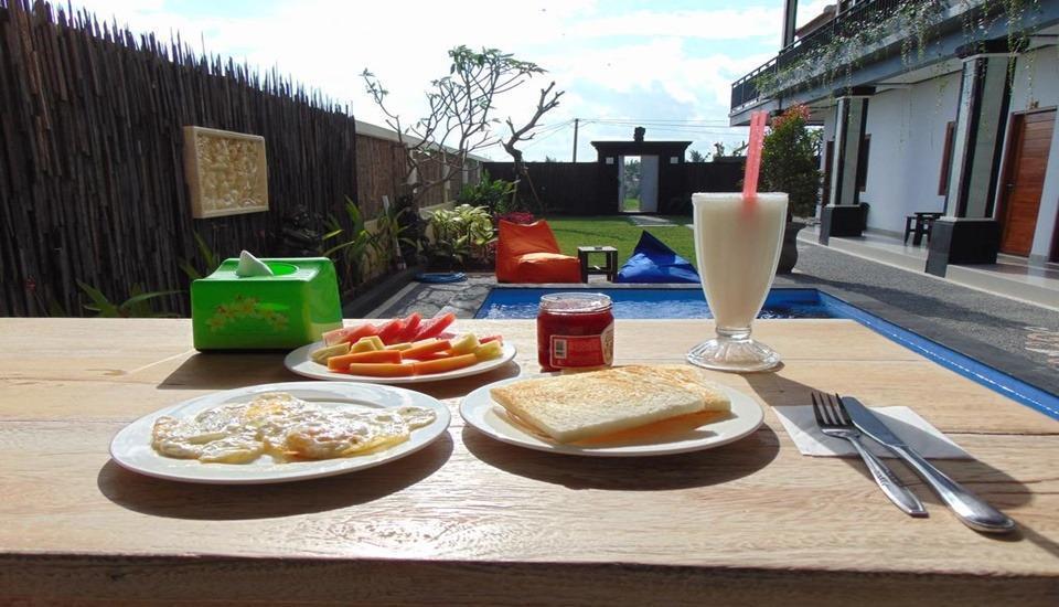 Bunga Ayu Homestay Bali - Food