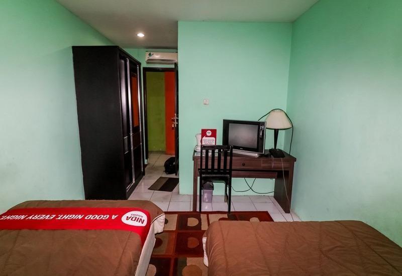 NIDA Rooms Blora Menteng Jakarta - Kamar tamu